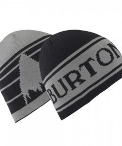 Burton Billboard Beanie Kids Reversible Black