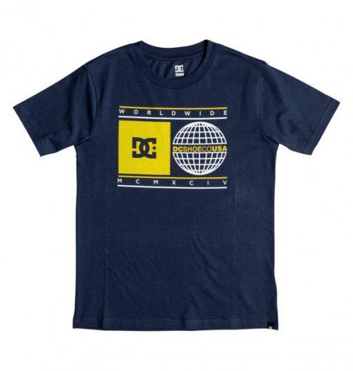 DC Kids Oracular T-Shirt Varsity Blue