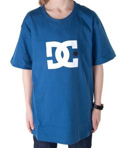 DC Kids T-Shirt Star Blue Ocean