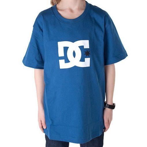 DC Kids T-Shirt Star Blue Ocean