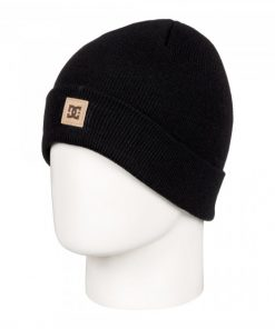 DC Beanie Label Youth Svart