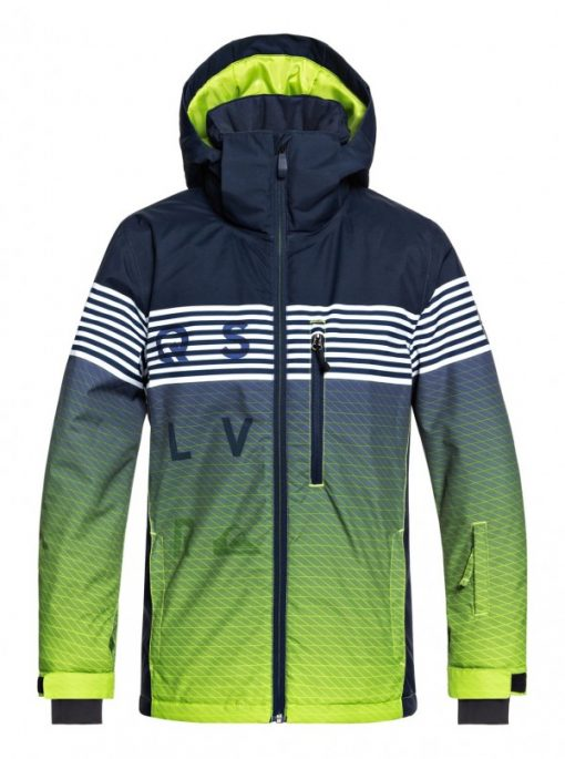 Quiksilver Vinterjacka Mission Engineered Youth