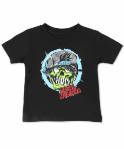 Metal Mulisha Sketcher Toddler T-Shirt Svart
