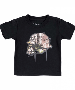 Metal Mulisha Hideout Infant T-Shirt Svart