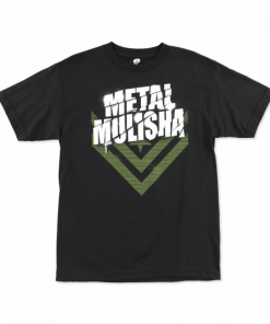 Metal Mulisha White Shadow T-Shirt Svart