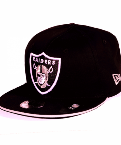 New Era Oakland Raiders 9forty Youth Keps