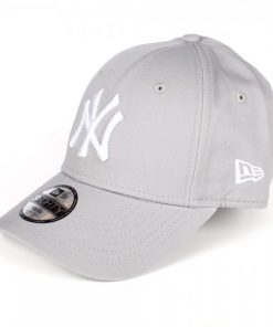 New Era New York Yankees 9forty Youth Keps Grå