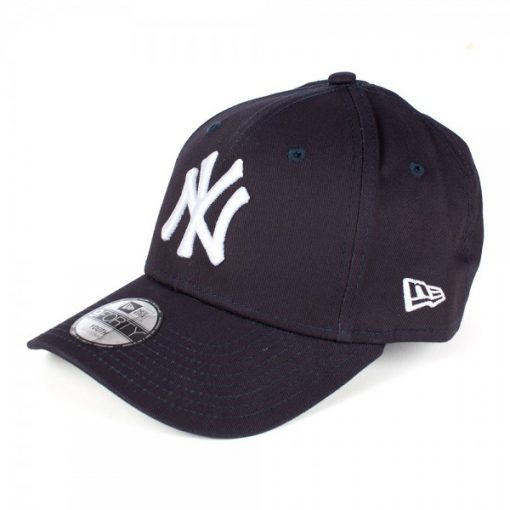 New Era New York Yankees 9forty Youth Keps Navy