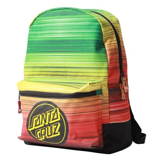 Santa Cruz Rasta Fade Backpack