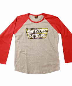 Santa Cruz Youth Double Cross T-Shirt